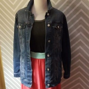 Denim Jacket.  Lularoe